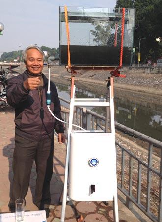 Máy lọc nước uống cho gia đình