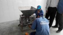 Máy xay bột nước cối đập- 200kg/h